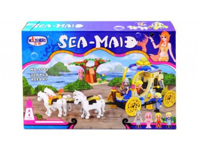 Конструктор Дисней Sea Maid «Принцесса Русалочка» (Winner Box 1113)