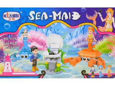 Конструктор Дисней Sea Maid «Принцесса Русалочка» (Winner Box 1115)