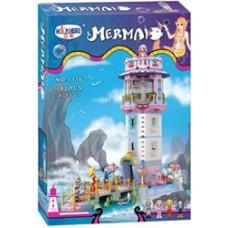 Конструктор Дисней Sea Maid «Плавучий дворец» (Winner Box 1116)