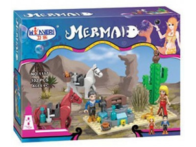 Конструктор Дисней Sea Maid «Путешествие по пустыне» (Winner Box 1117)