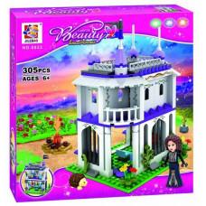 Конструктор Дисней «Белоснежка: Замок ведьмы» (Bela 6023)