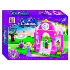 Конструктор Золушка Cinderella «Золушка и принц» (Jilebao 6028)