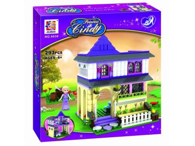 Конструктор Золушка Princess Cindy «Домик Золушки» (Jilebao 6030)
