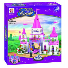 Конструктор Золушка Princess Cindy «Замок для принца и золушки» (Jilebao 6032)