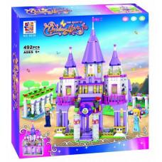 Конструктор Дисней «Рапунцель и принц в замке» (Jilebao 6036)