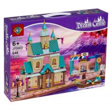 Конструктор Disney «Деревня в Эренделле» (Jack J70003)
