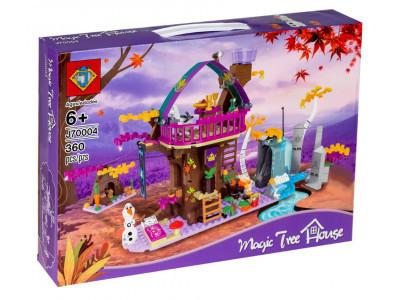 Конструктор Disney «Заколдованный домик на дереве» (Jack J70004)