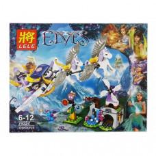 Конструктор Elves «Летающие сани Эйры» (Lele 79224)
