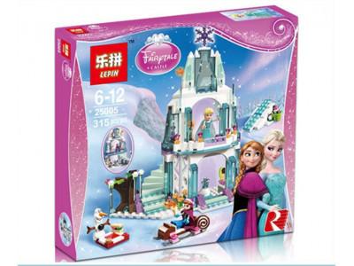 Конструктор Френдс «Ледяной замок Эльзы» (Lepin 25005)