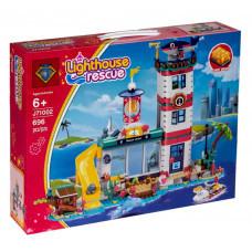 Конструктор Friends «Спасательный центр на маяке» (Jack J71002)