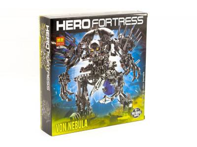 Конструктор Hero Fortress «Фон Небула» (Bela 9904)