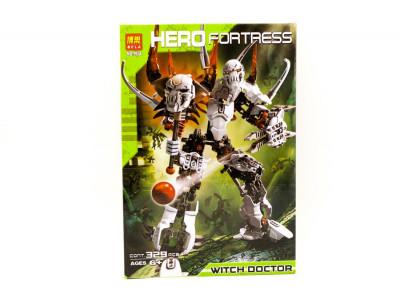 Конструктор Hero Fortress «Колдун» (Bela 9934)
