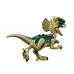 Конструктор Jurassic World «Нападение Дилофозавра на сторожевой пост» (Bela 10923)