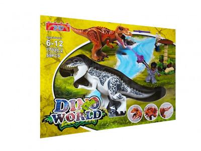 Конструктор Dino World (77020-2)