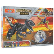 Конструктор Dinosaur «Индораптор» #2 (77057)