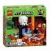 Конструктор Minecraft My World «Портал в подземелье» (Bela 10812)