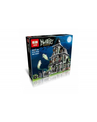 Конструктор Movies Series «Дом с привидениями» (Lepin 16007)