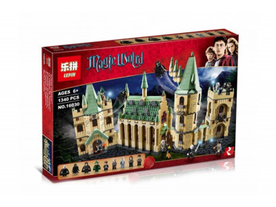 Конструктор Movies Series «Большой Замок Хогвартс» (Lepin 16030)