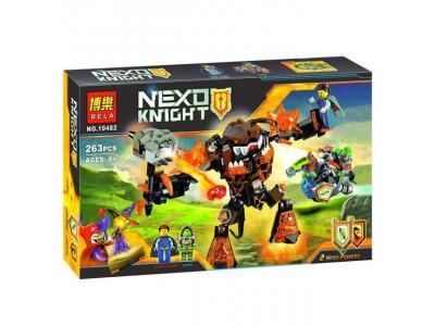 Конструктор Nexo Knights «Инфернокс и захват королевы» (Bela 10482)