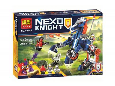 Конструктор Nexo Knights «Ланс и его механический конь» (Bela 10485)