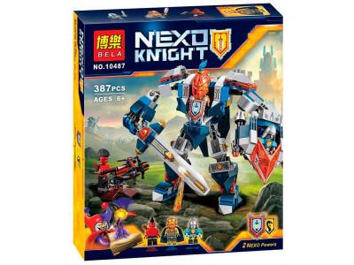 Конструктор Nexo Knights «Механический рыцарь короля» (Bela 10487)