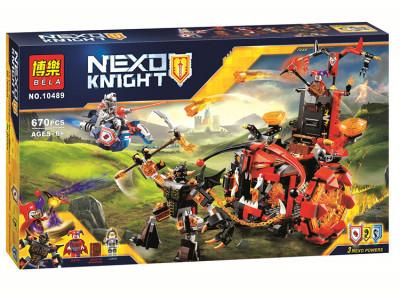 Конструктор Nexo Knights «Джестро-мобиль» (Bela 10489)
