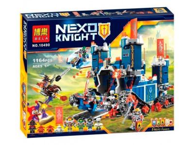 Конструктор Nexo Knights «Фортрекс - мобильная крепость» (Bela 10490)
