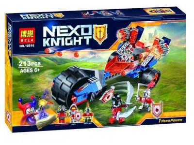 Конструктор Nexo Knights «Молниеносная машина Мэйси» (Bela 10516)