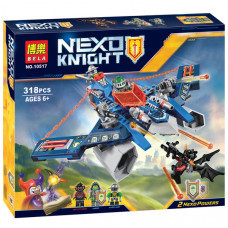 Конструктор Nexo Knights «Аэро-арбалет Аарона» (Bela 10517)