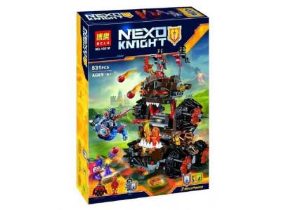 Конструктор Nexo Knights «Роковое наступление генерала Магмара» (Bela 10518)