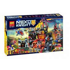 Конструктор Nexo Knights «Вулканическое Логово Джестро» (Bela 10521)