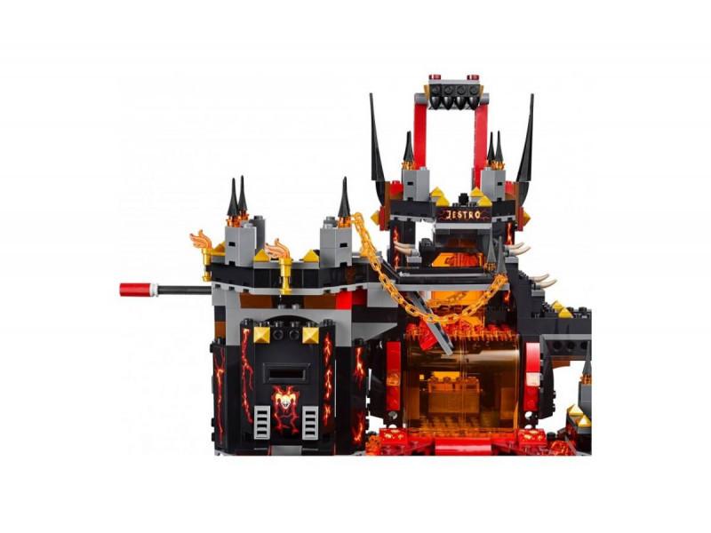 картинка замка джестро человека