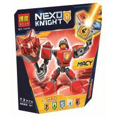 Конструктор Nexo Knights «Боевые доспехи Мэйси» (Bela 10585)
