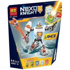 Конструктор Nexo Knights «Боевые доспехи Ланса» (Bela 10588)