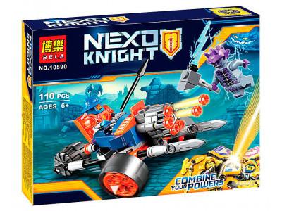 Конструктор Nexo Knights «Самоходная артиллерийская установка королевской гвардии» (Bela 10590)