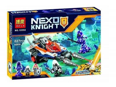 Конструктор Nexo Knights «Турнирная машина Ланса» (Bela 10592)