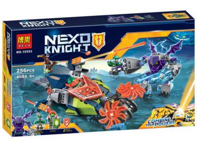 Конструктор Nexo Knights «Слайсер Аарона» (Bela 10593)