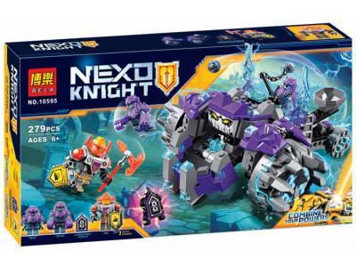 Конструктор Nexo Knights «Три брата» (Bela 10595)