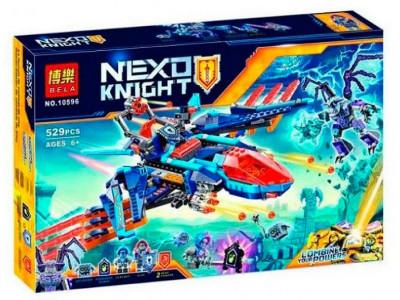 Конструктор Nexo Knights «Самолёт-истребитель Сокол Клэя» (Bela 10596)