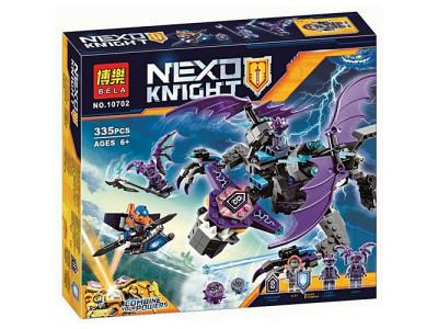 Конструктор Nexo Knights «Летающая Горгулья» (Bela 10702)