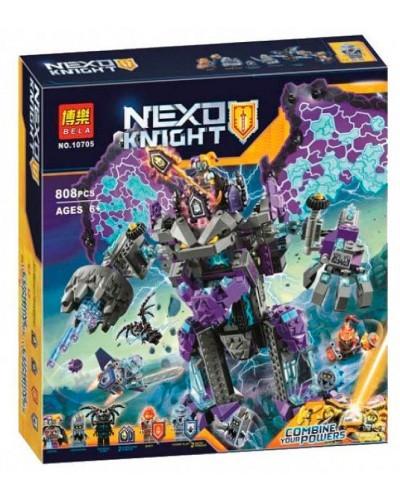 Конструктор Nexo Knights «Каменный великан-разрушитель» (Bela 10705)
