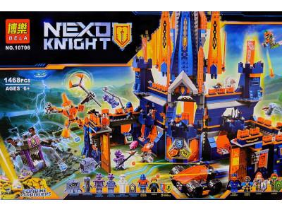 Конструктор Nexo Knights «Королевский замок Найтон» (Bela 10706)