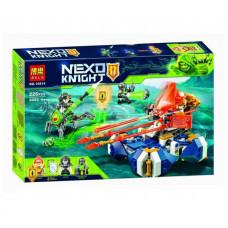 Конструктор Nexo Knights «Летающая турнирная машина Ланса» (Bela 10814)