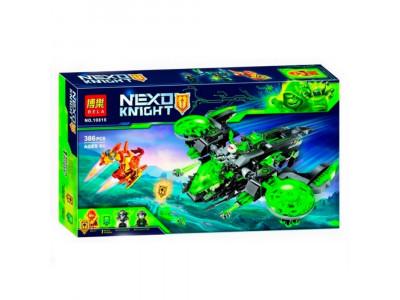 Конструктор Nexo Knights «Неистовый бомбардировщик» (Bela 10816)