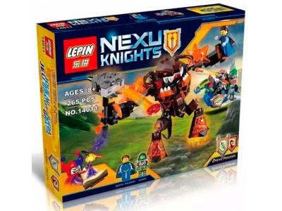 Конструктор Nexo Knights «Инфернокс и захват королевы» (Lepin 14011)