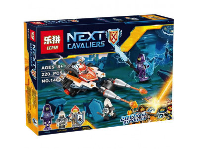 Конструктор Nexo Knights «Аэро-арбалет Аарона» (Lepin 14044)