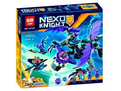 Конструктор Nexo Knights «Летающая горгулья» (Lepin 14033)