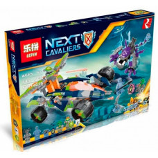 Конструктор Nexo Knights «Вездеход Аарона 4x4» (Lepin 14035)
