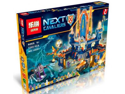 Конструктор Nexo Knights «Королевский замок Найтон» (Lepin 14037)