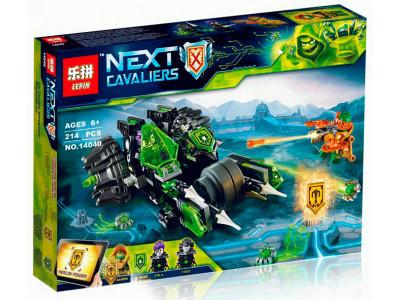 Конструктор Nexo Knights «Боевая машина близнецов» (Lepin 14040)